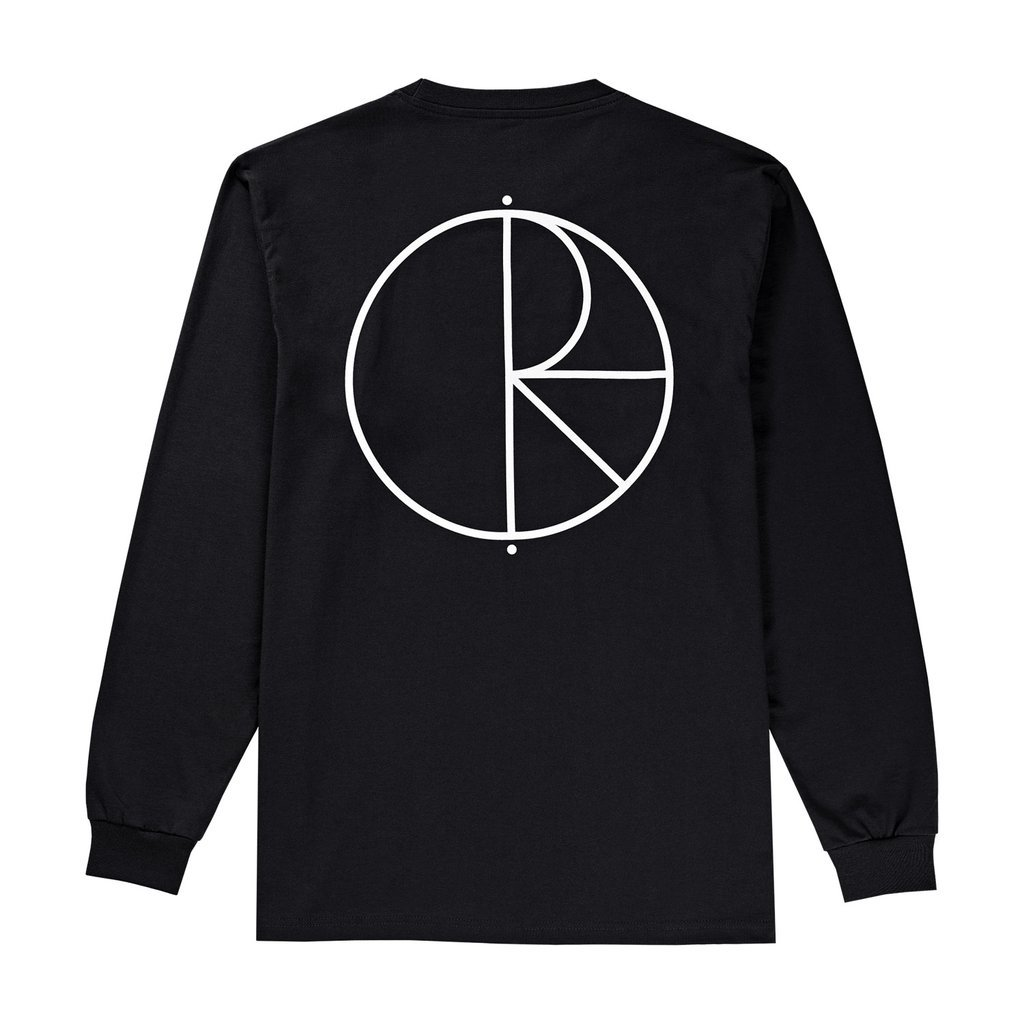 Polar Stroke l/s shirt black