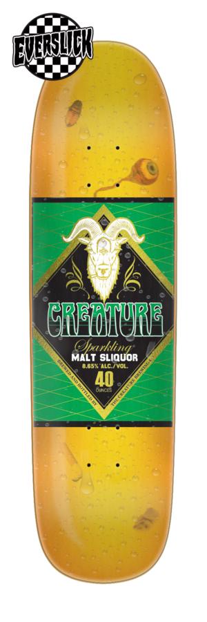 Creature 8.65in x 32.20in Malt Sliquor MD Everslick