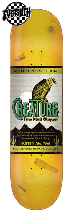 Creature 8.375in x 32in Malt Sliquor SM Everslick