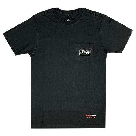 Vans  X Uprise S/S T-shirt  black