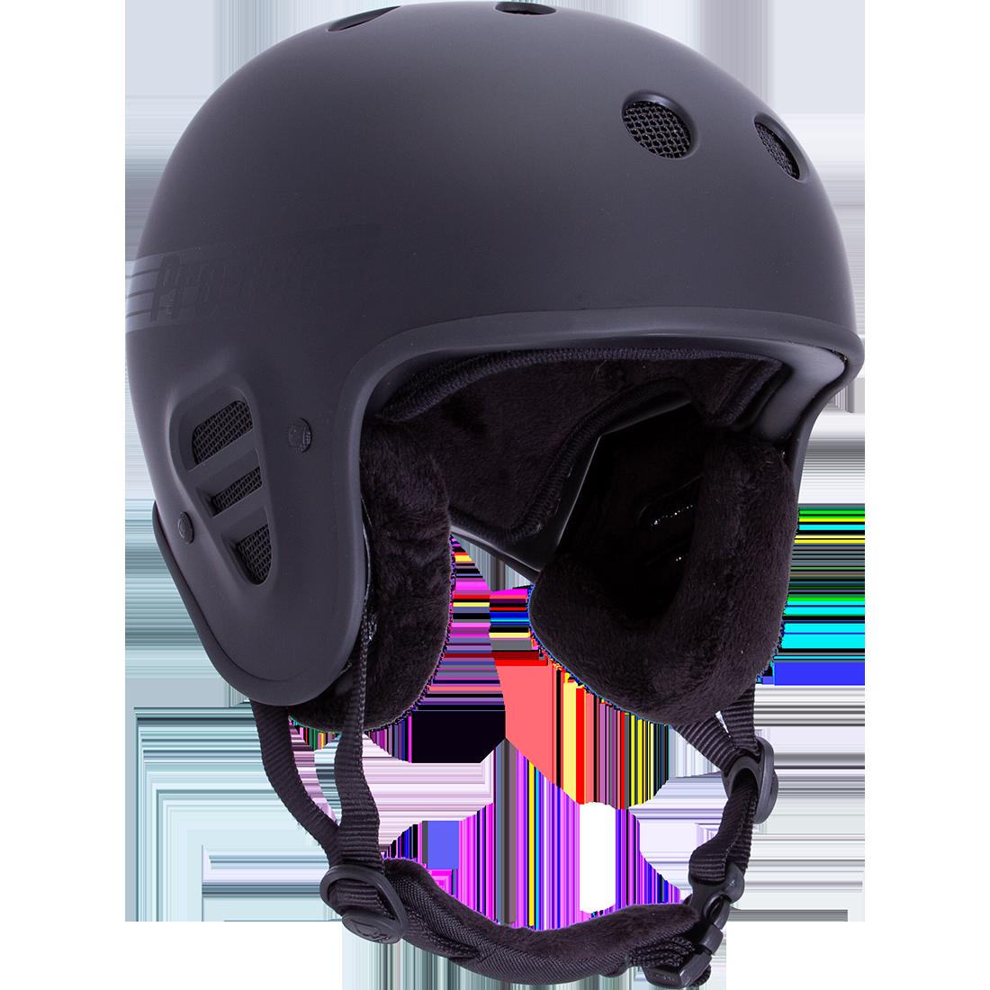 Pro-Tec Classic Full Cut Certified Snow Helmet Stealth Black