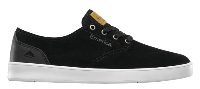 Emerica The Romero Laced Black/Black/White