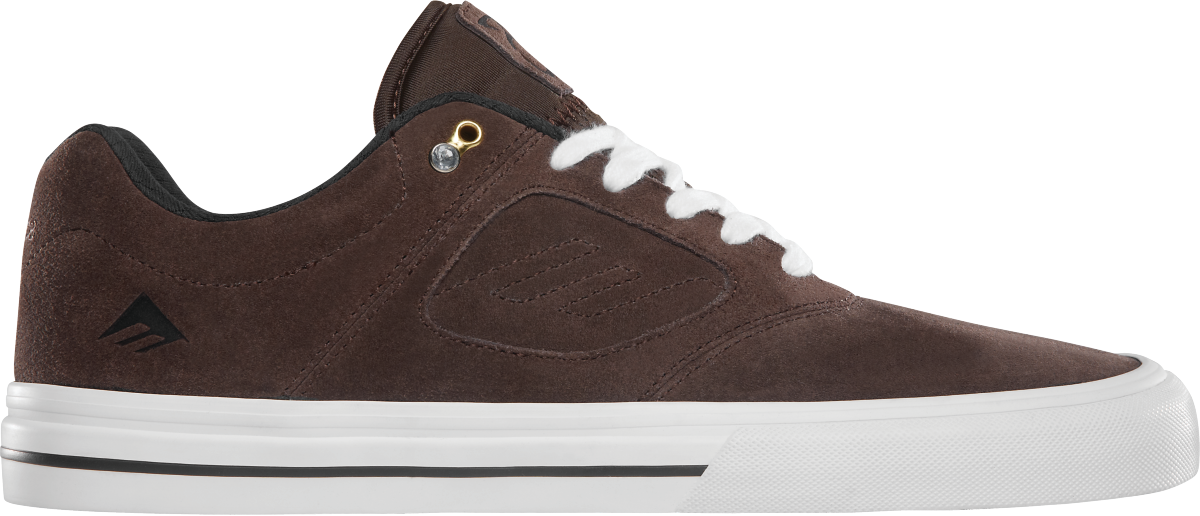 Emerica Reynolds 3 brown/white suede
