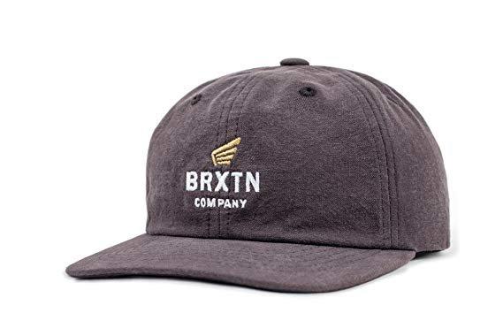 Brixton Peabody Charcoal Cap