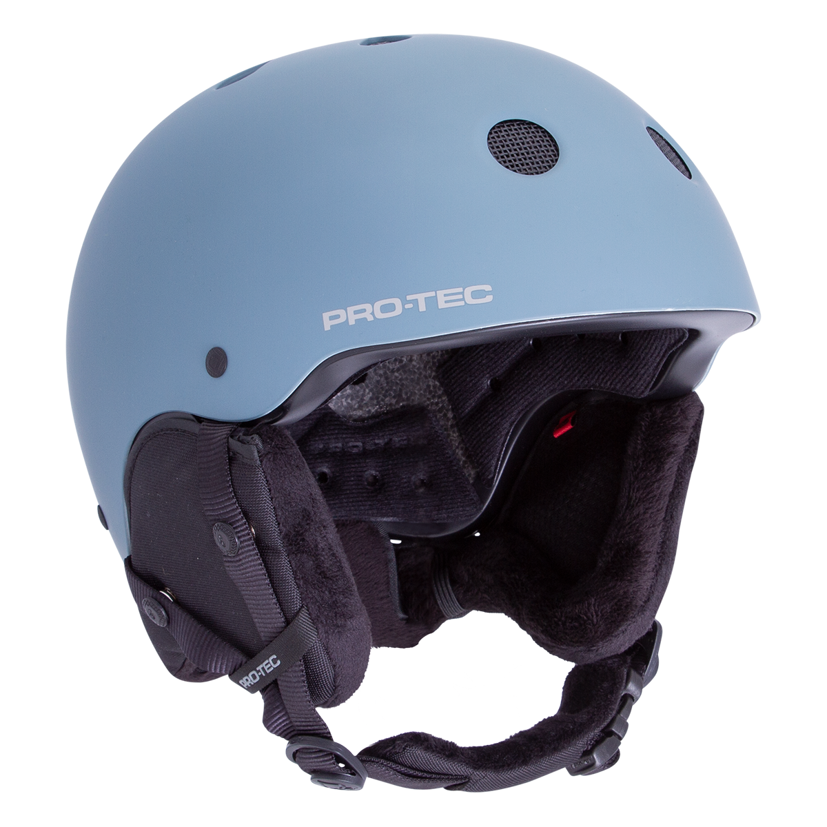 Pro-Tec Classic Certified Snow Helmet Matte Blue Lead