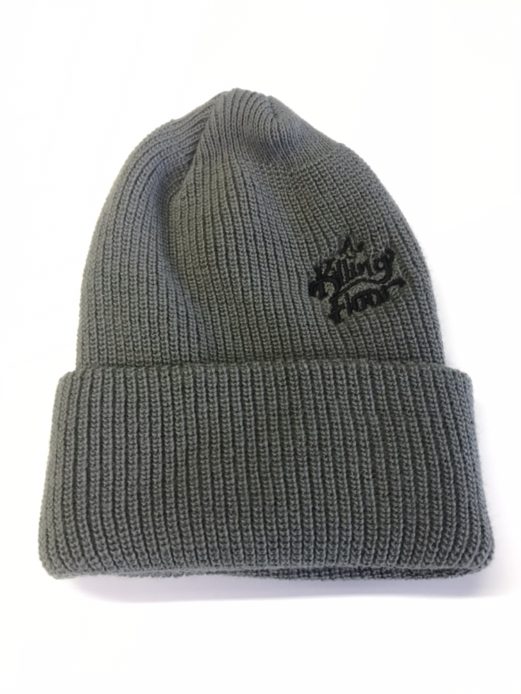 The Killing Floor Logo Watchcap beanie gray