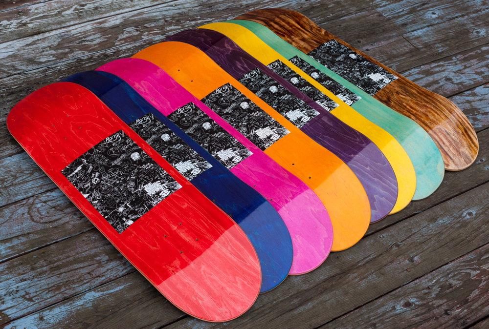 35th X Dope Planet deck