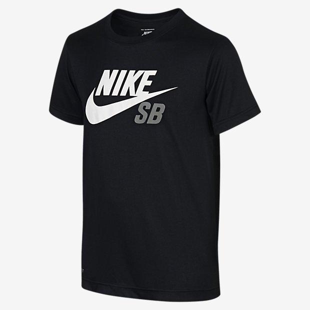 Nike SB Dri Fit Icon s/s t shirt black