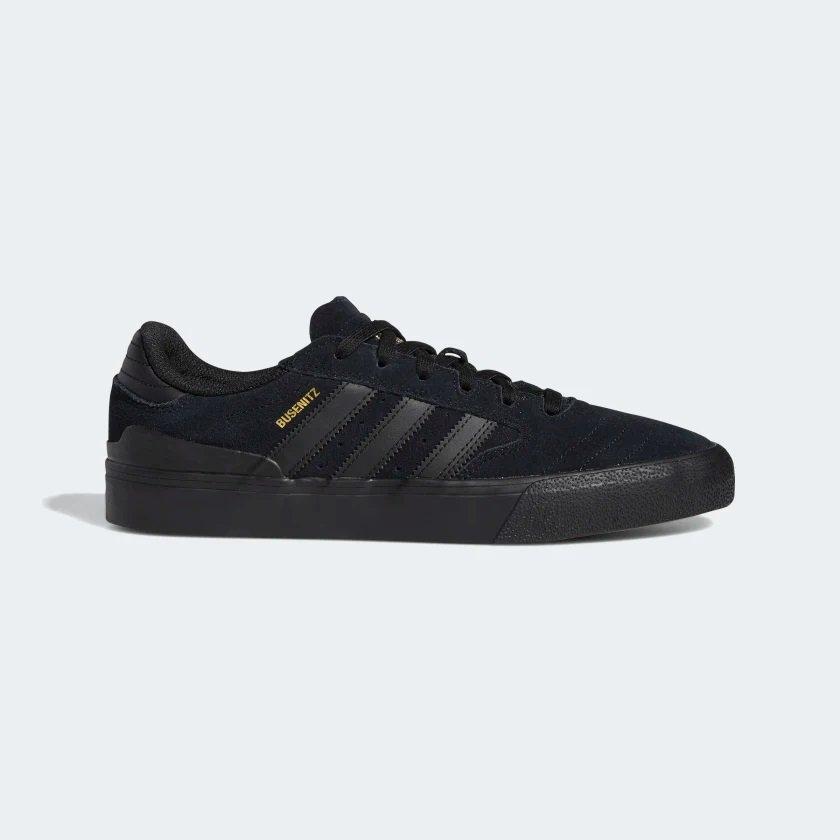 Adidas Busenitz Vulc II Black/Black/Gum