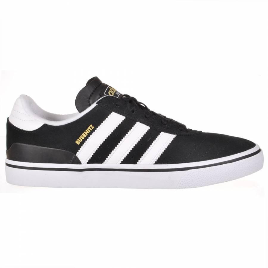 Adidas Busenitz Vulc black1/run white
