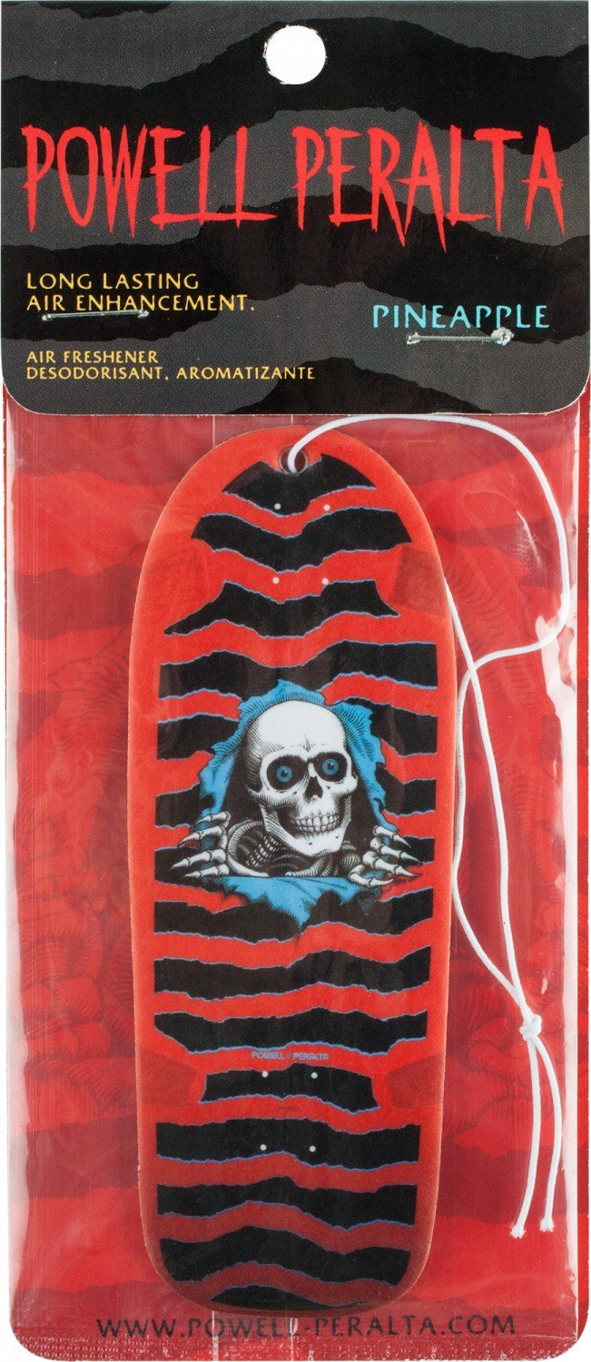 Powell Peralta OG Ripper Air freshner Pineapple