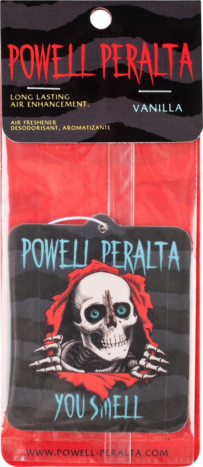 Powell Peralta Ripper Air freshner Vanilla