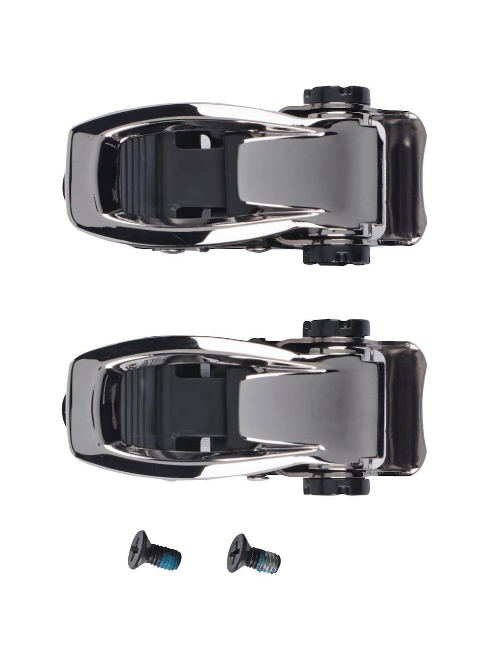 Burton Toe Buckle Replacement Black  - pair