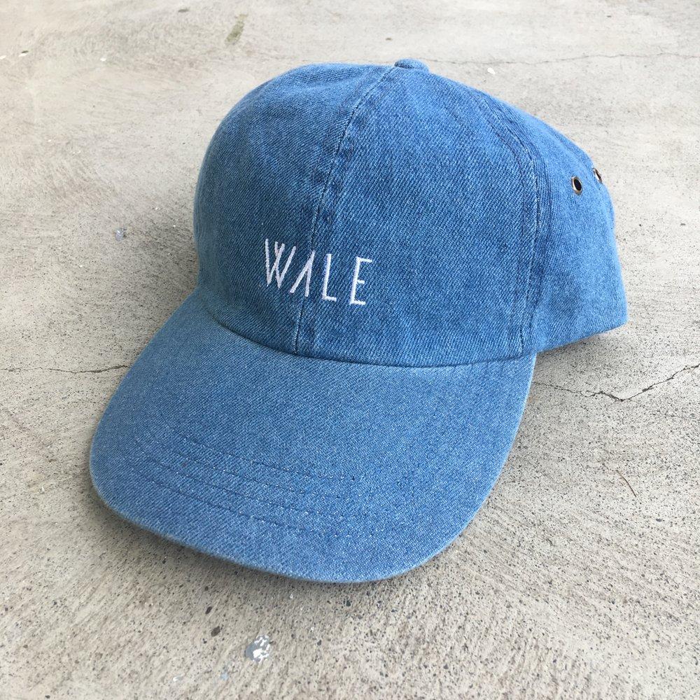 Wale Donny Cap denim