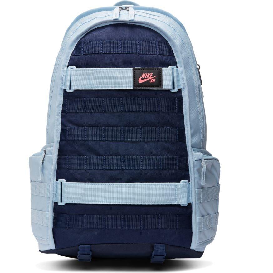 Nike SB RPM backpack LT Armory Blue/Midnight Navy/Magic Ember