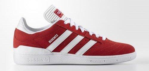 Adidas Busenitz Pro Scarlet / Running White Ftw / Running White