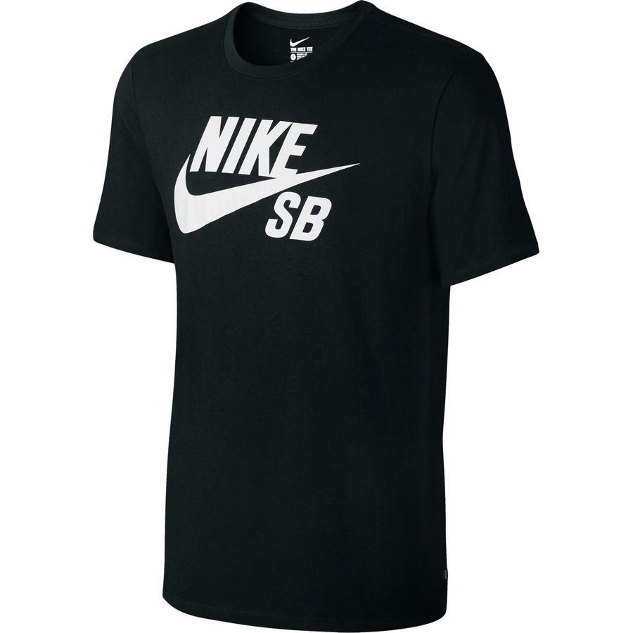 Nike SB Dri Fit Icon s/s t shirt black white