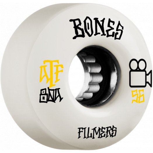 BONES WHEELS ATF Rough Filmers Wheels 56mm 80a