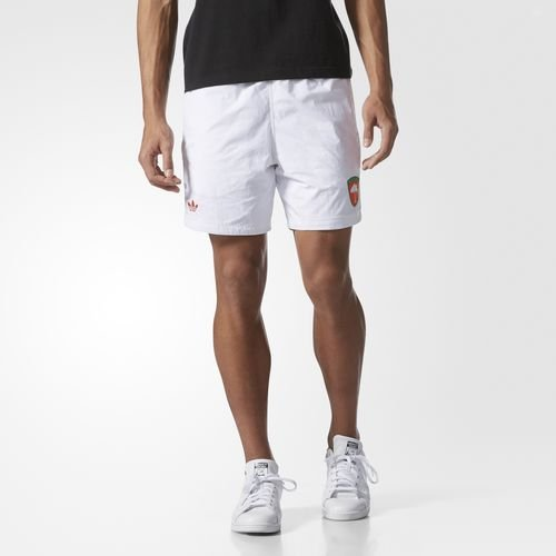 Adidas X Helas Wind Short white