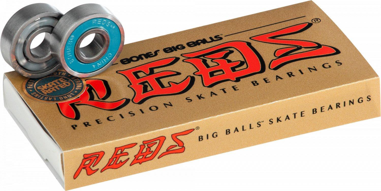 Bones Reds Big Balls Bearings (set of 8)
