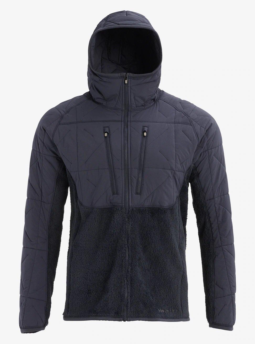 Burton AK Cavu Hybrid Insulator Jacket Black 2020
