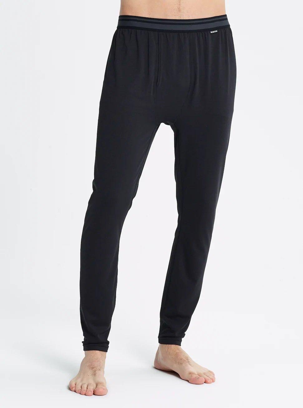 Burton Lightweight Base Layer Pant Black