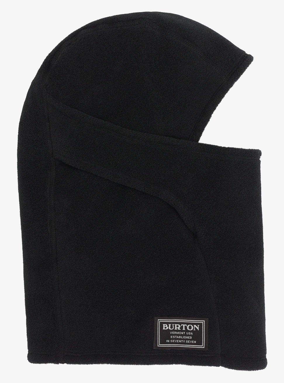 Burton Ember Fleece Clava True Black