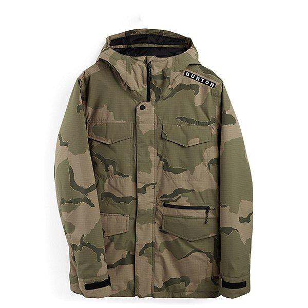 Burton Covert Slim Jacket Worn  Barren Camo 2021