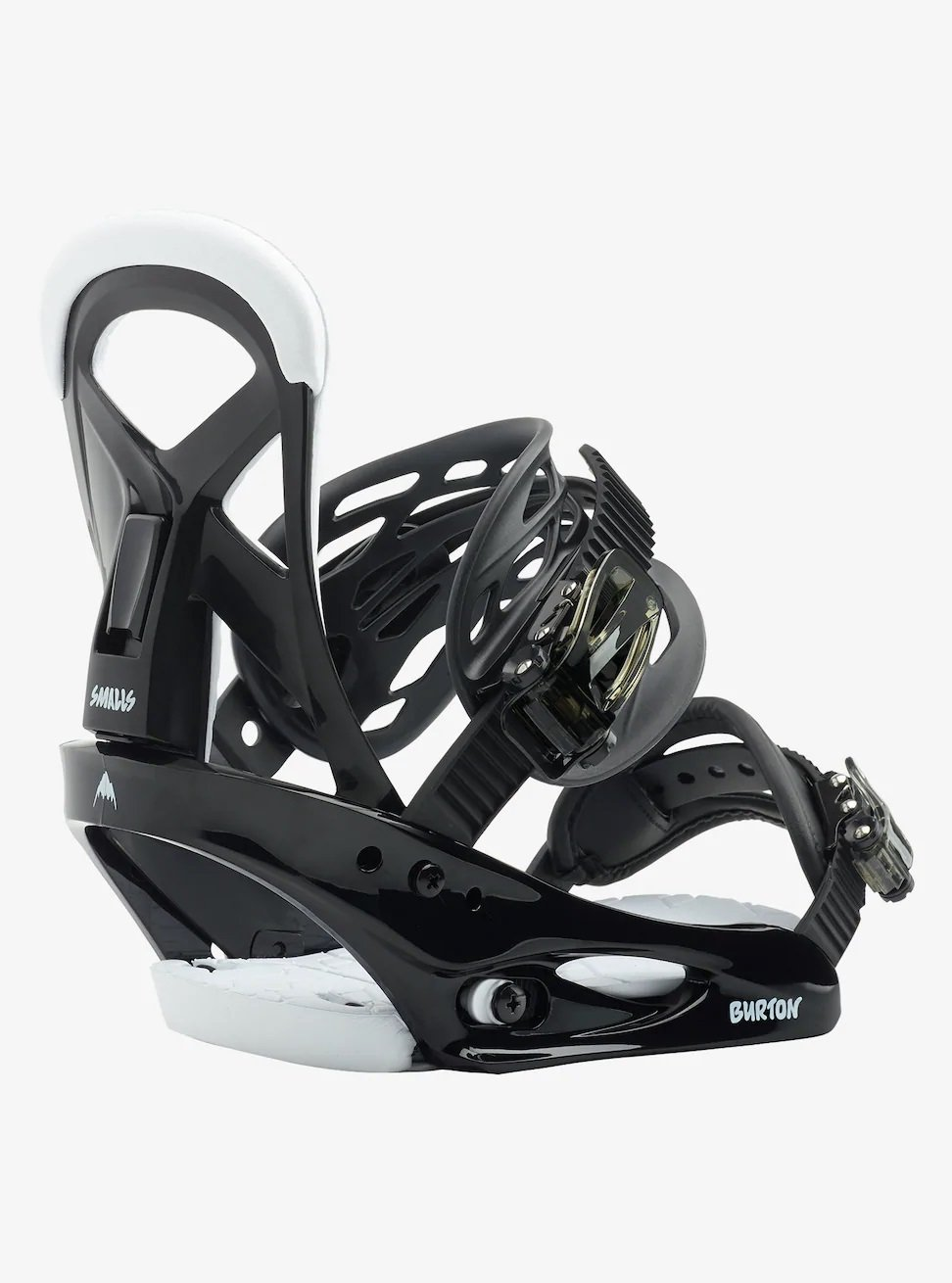 Burton Smalls Bindings Black 2021