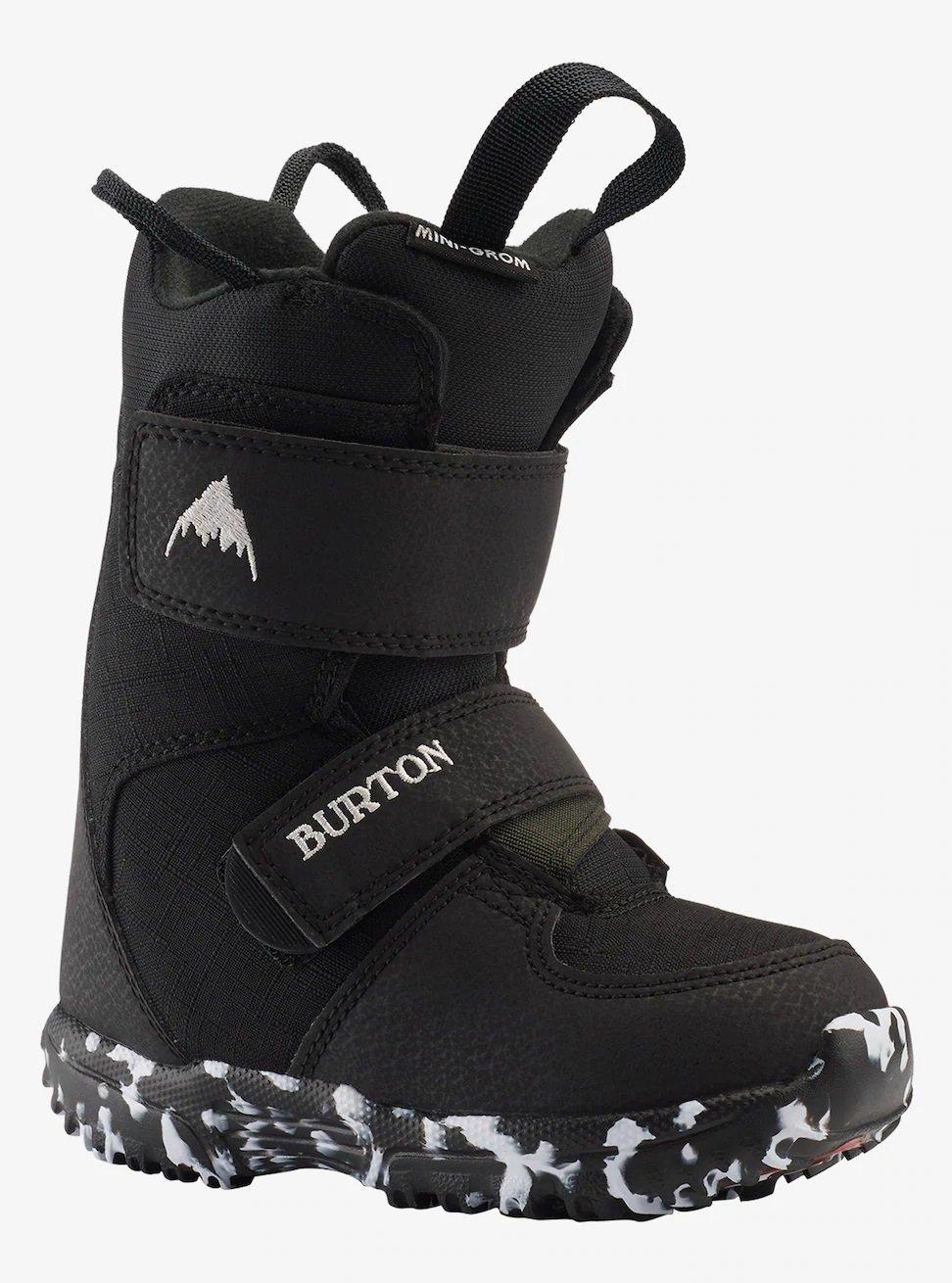 Burton Mini Grom Boot Black 2021