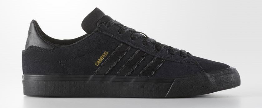 Adidas Campus Vulc 2 core black