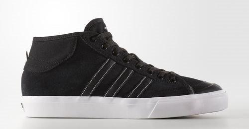 Adidas Matchcourt Mid Core Black / Core Black / Running White