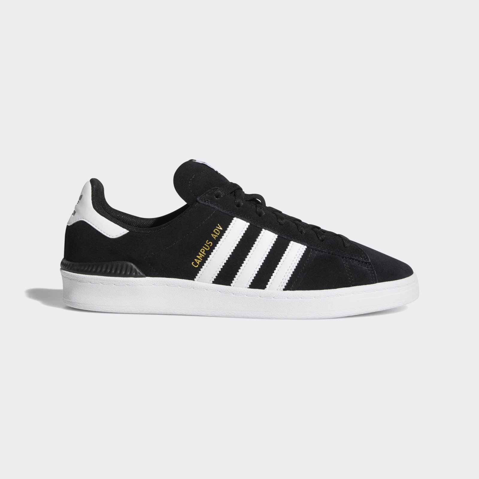 Adidas Campus ADV Core Black / Cloud White / Cloud White