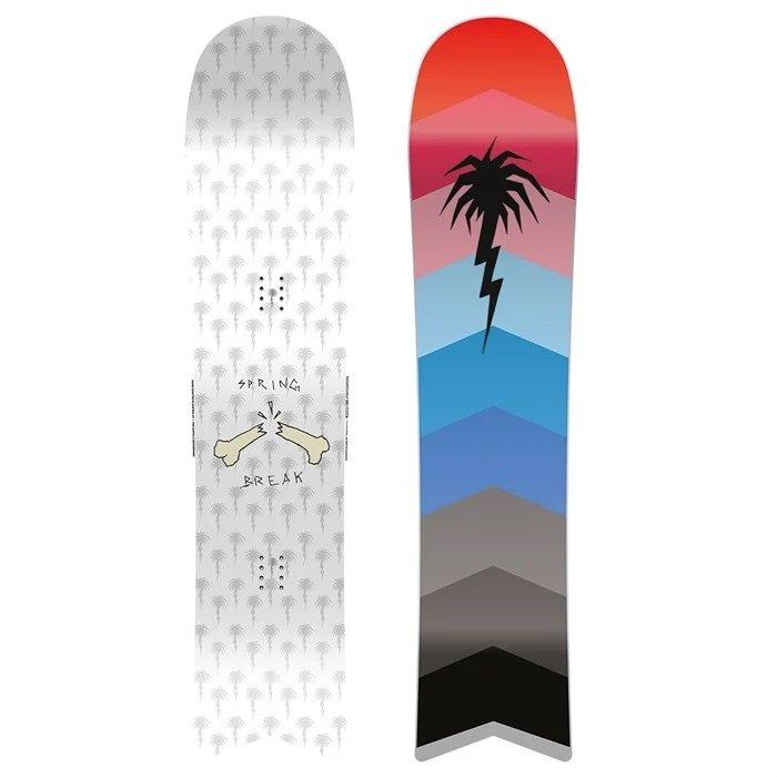 Spring Break Slush Slasher Snowboard 2021