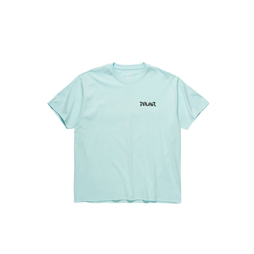 Polar Skate Co Dragon s/s t shirt Aquamarine