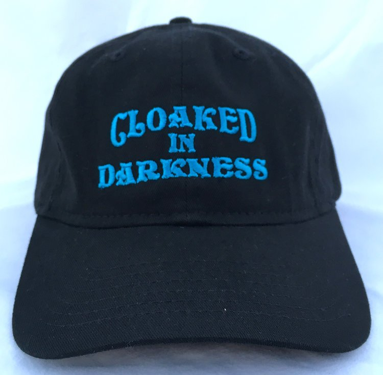 Sausage Skateboards Cloaked in Darkness Strapback