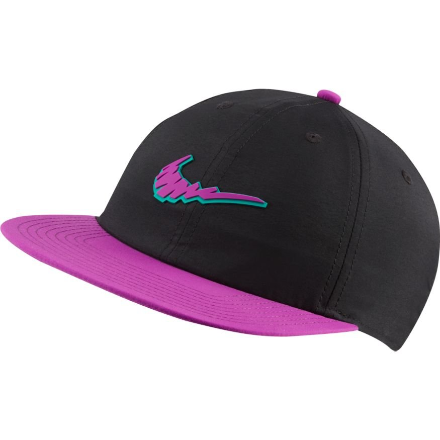 Nike SB Heritage 86 Adjustable Hat Black/vivd purple