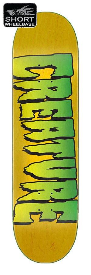 Creature 8.00in x 31.50in Logo Stumps