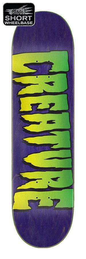 Creature 8.51in x 31.88in Logo Stumps