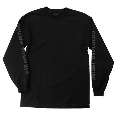 Creature STAAG Regular L/S Black