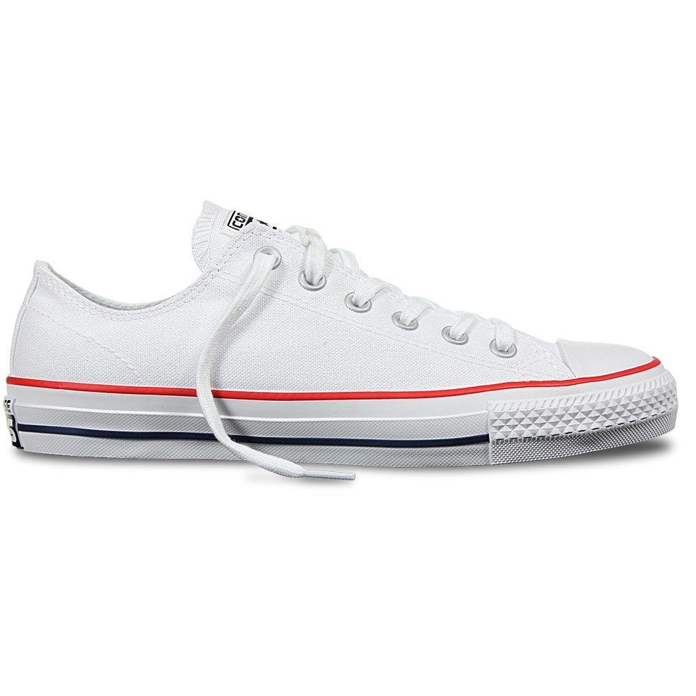 83226ac5594f Cons CTAS Pro OX white red canvas