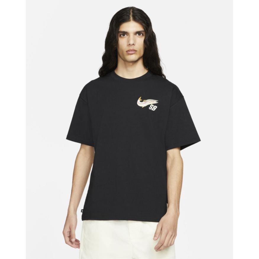 Nike SB Daan Van Der Linden S/S T-Shirt - Black