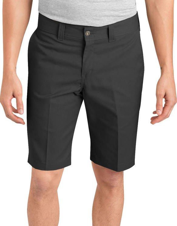 Dickies '67 11 Slim Fit Twill Work Short Black