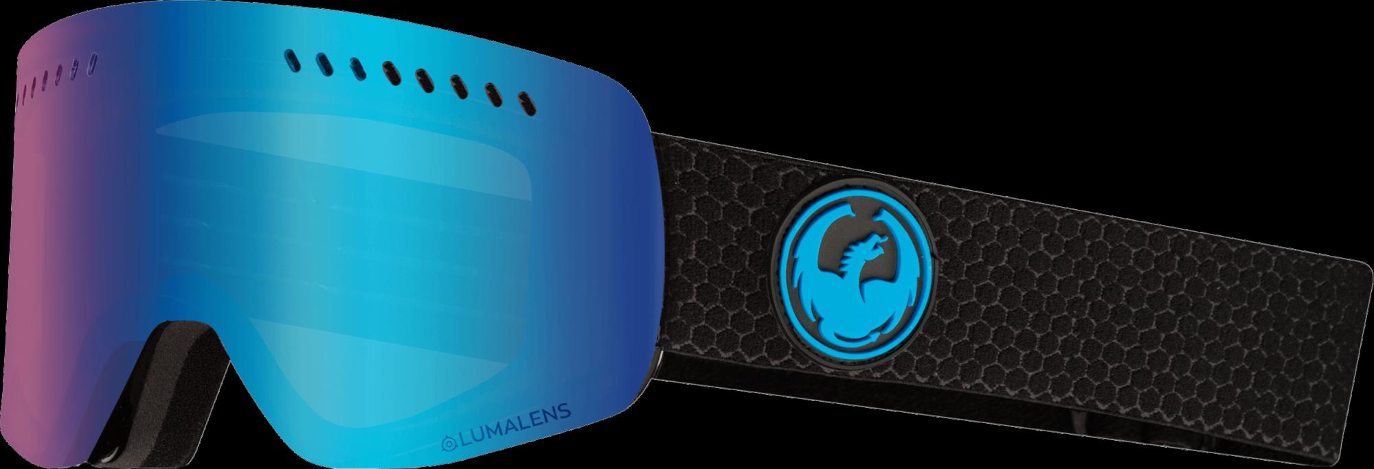 Dragon Nfxs Split Goggles Blue Ion 2019