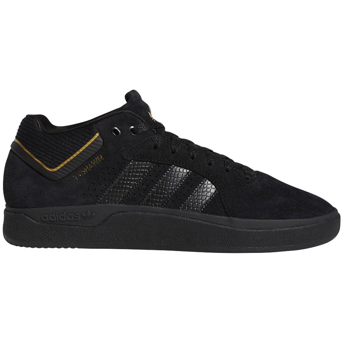 Adidas Tyshawn CORE BLACK/METALLIC GOLD
