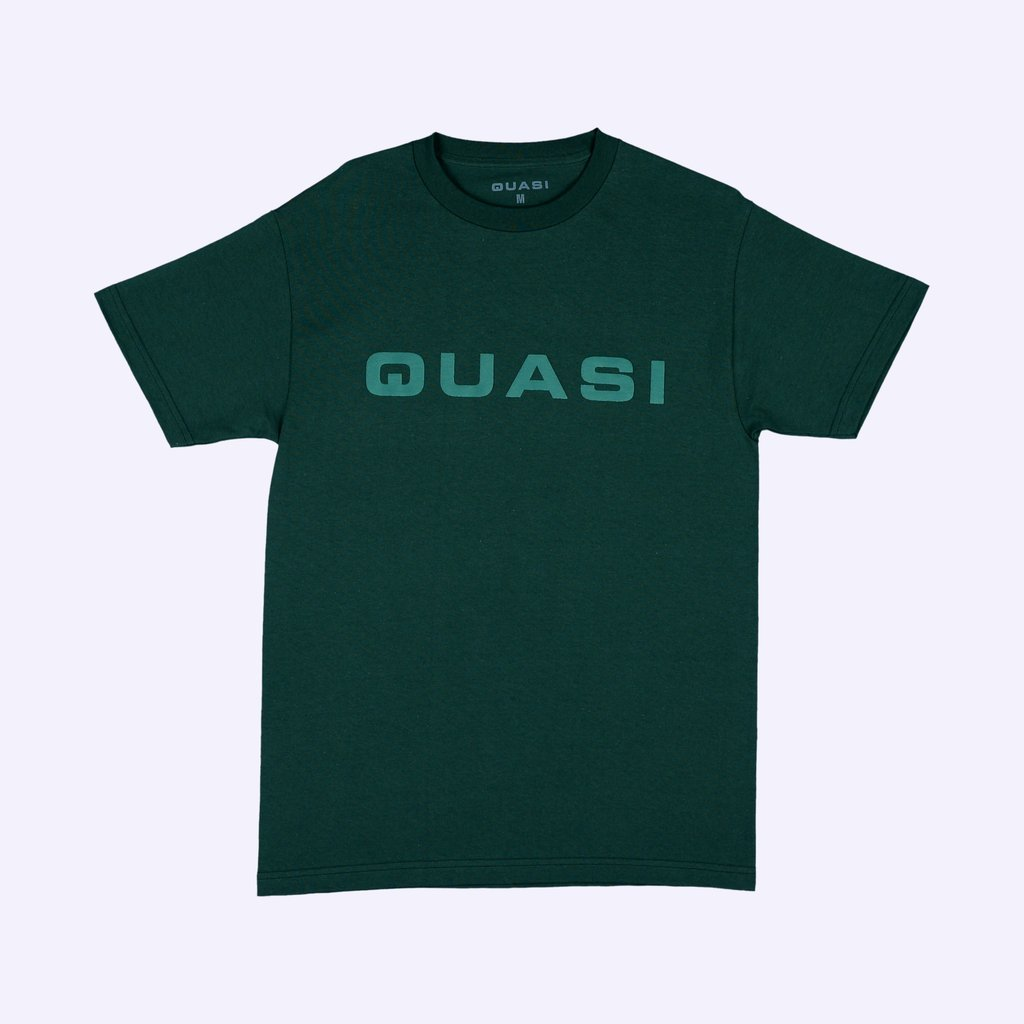 Quasi Euro s/s t shirt forest green