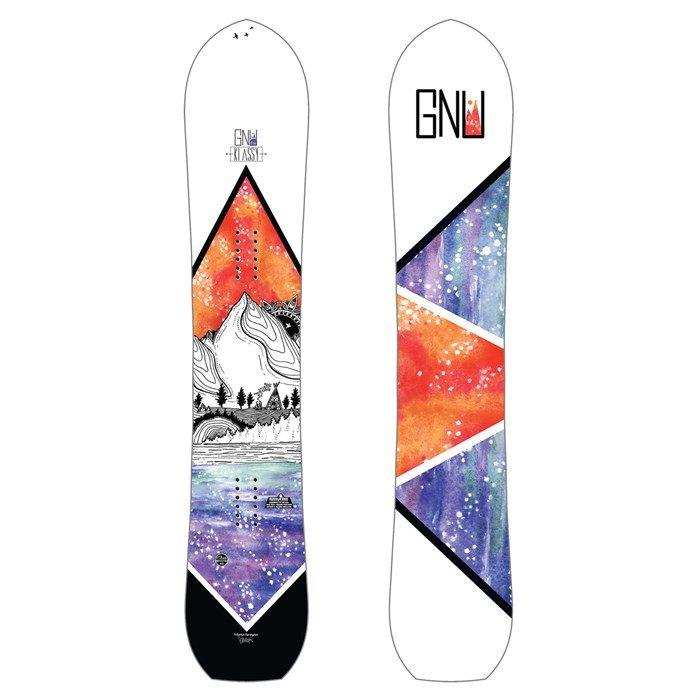 Gnu Klassy C2x Demo Snowboard 2019