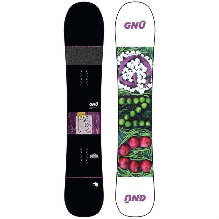 Gnu Mullair By Nicolas Muller C3 Snowboard 2020