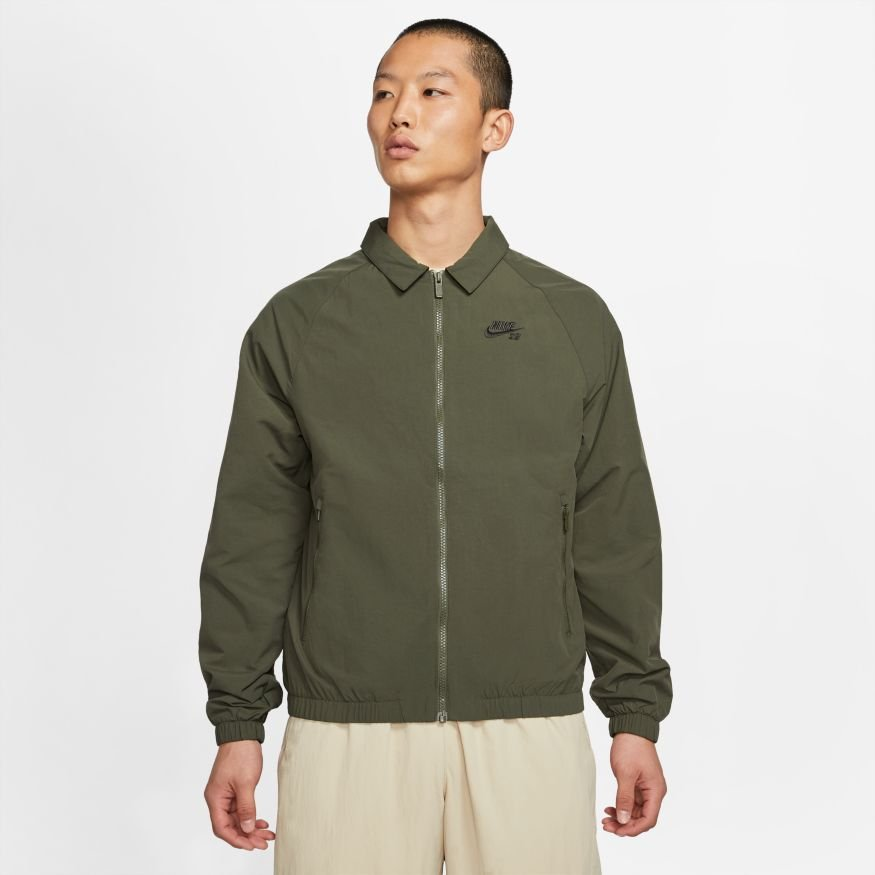 Nike SB  Essentials Jacket  Green