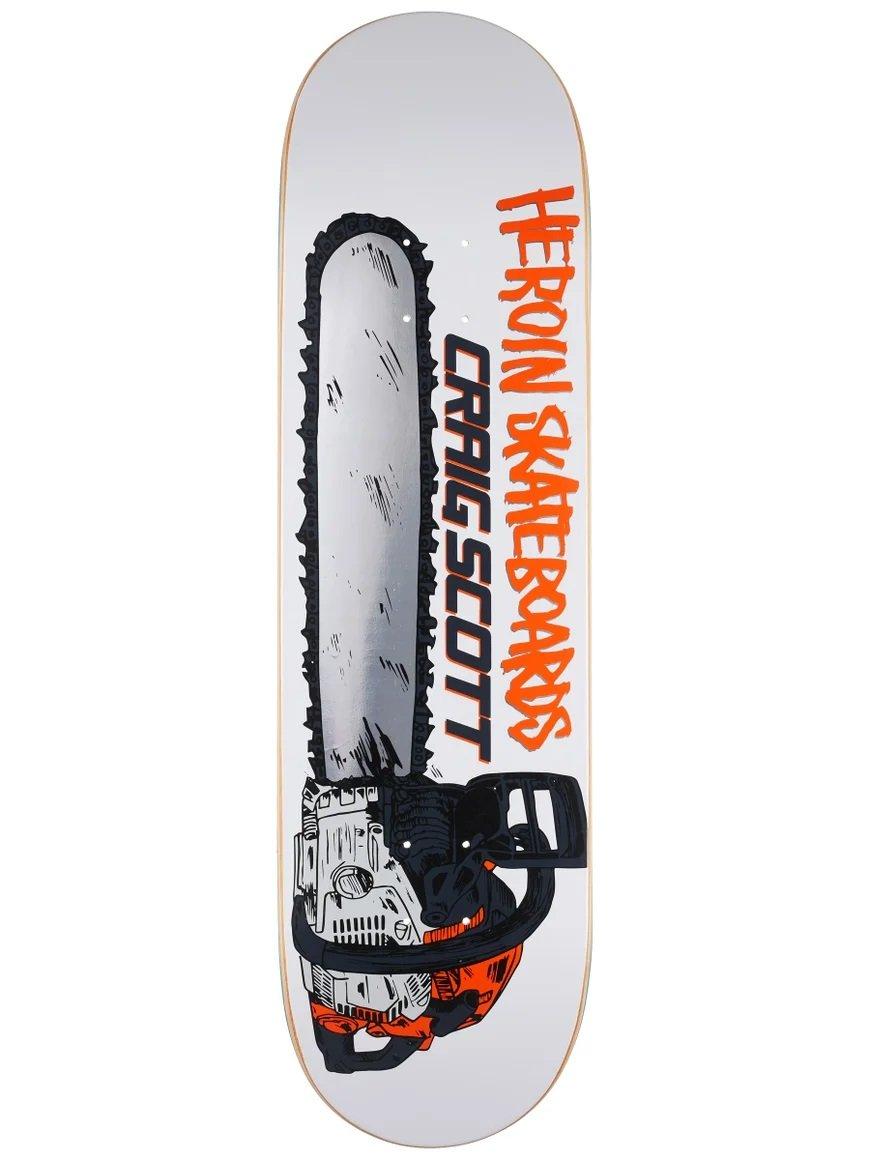 Heroin Craig Chainsaw 8.75 x 32.5